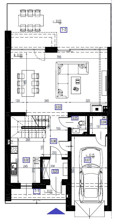 A2 - parter, 79,68 m2