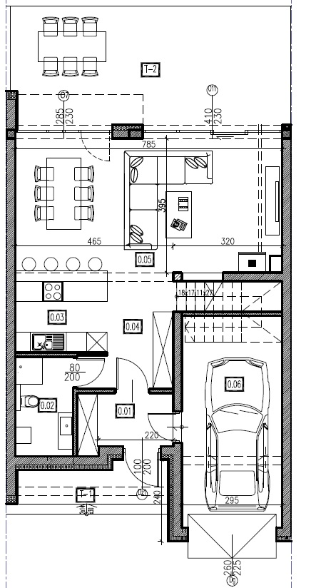 D5 - parter, 72,74 m2