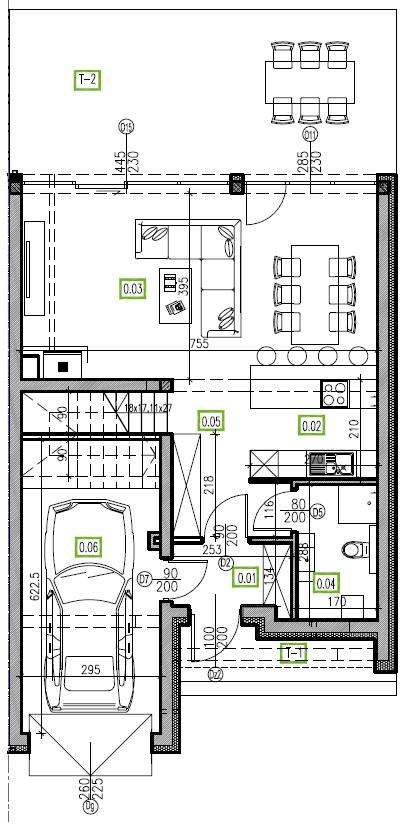 E16 - parter, 66,81 m2