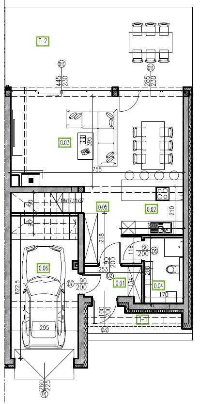 E9 - parter, 66,81 m2